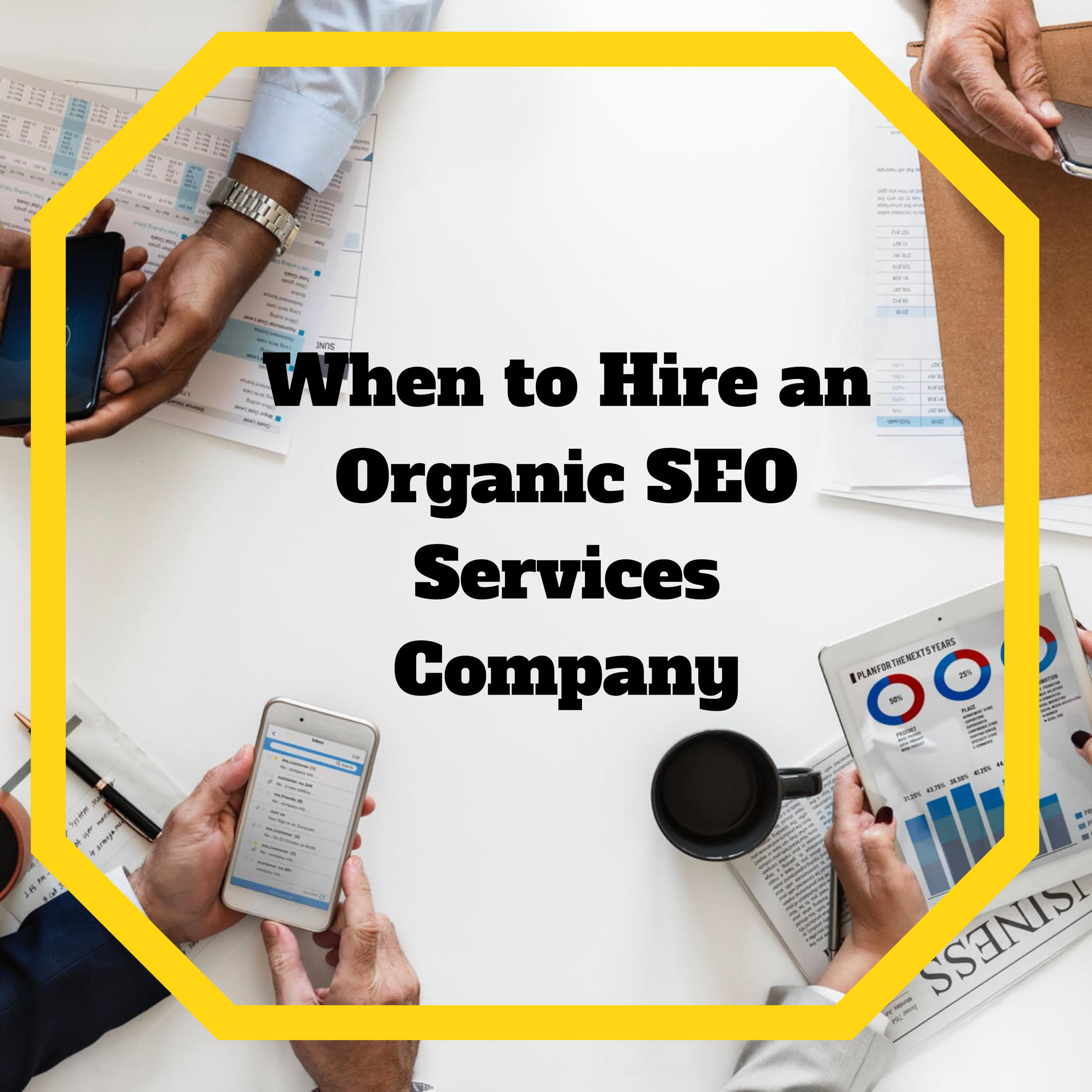 organic seo services agency